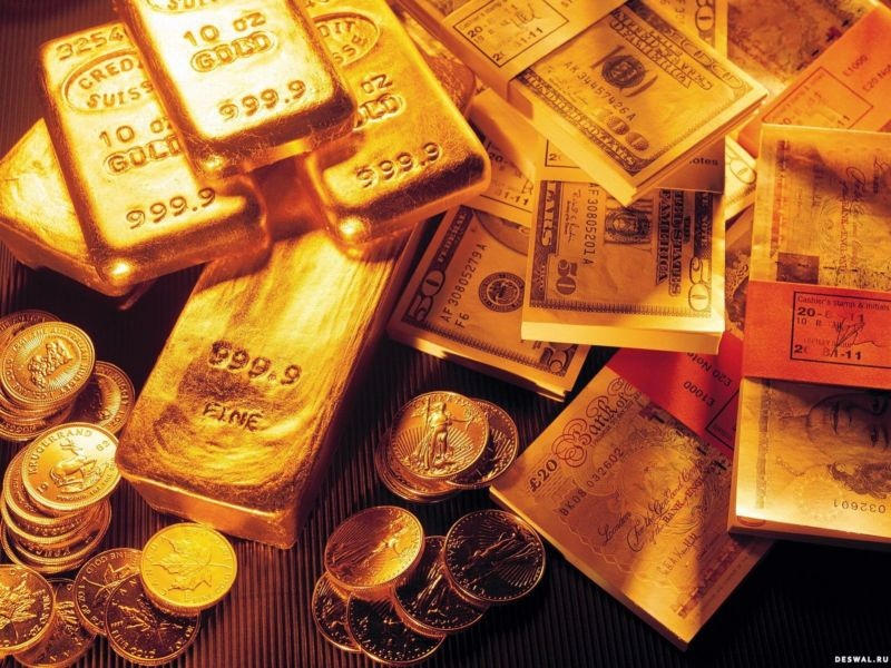 Giá vàng hôm nay ngày 18/10: Vàng