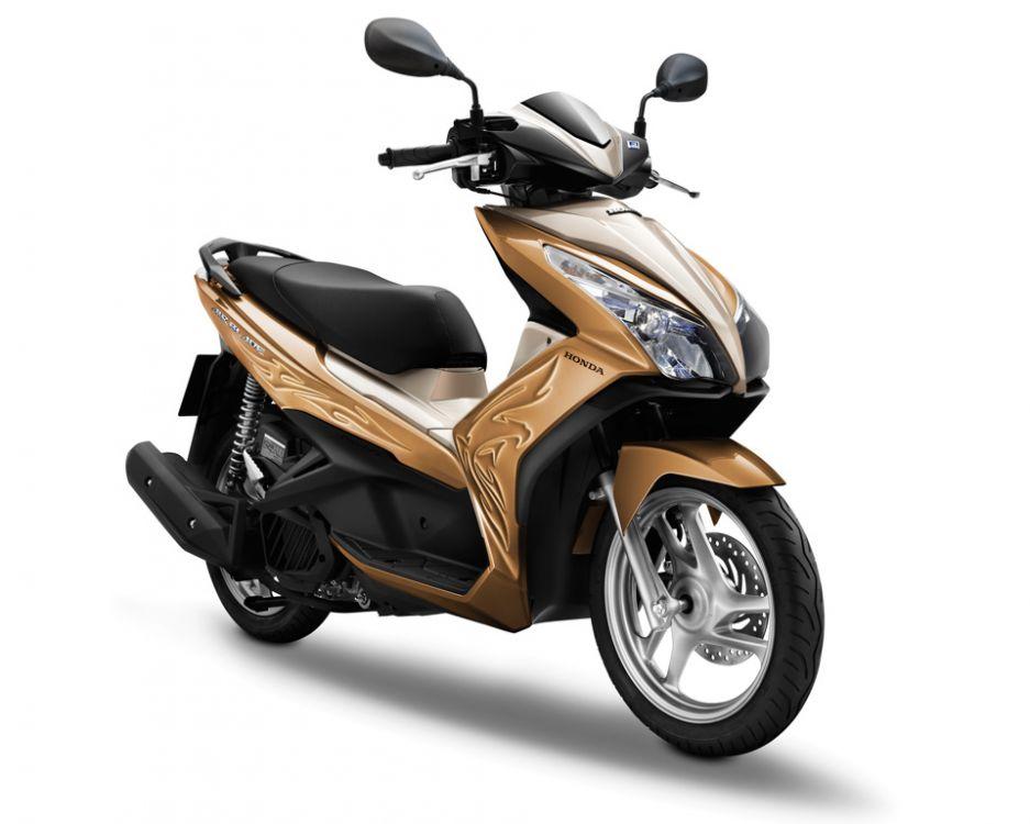 So sánh Honda Air Blade và Honda Sh Mode