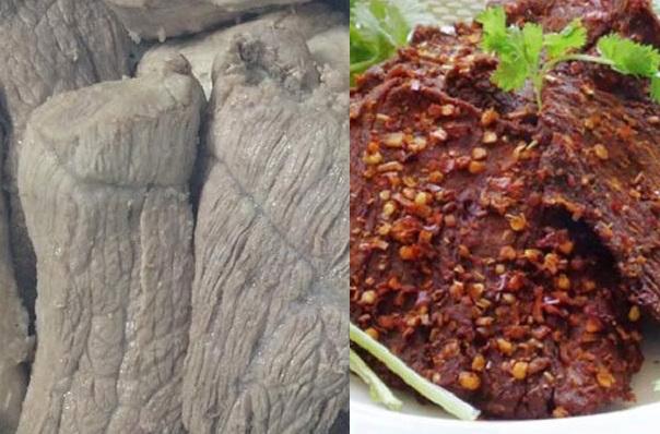 Mẹo hay để tự làm thịt bò khô bằng thịt lợn ngay tại nhà ngon như thật chuẩn vị cho tết