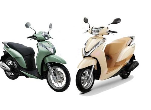 Sh mode và Lead nên mua xe nào là tốt nhất?